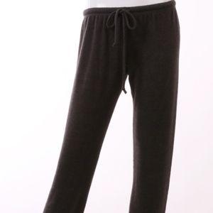 Enti Clothing Brushed Pants Black